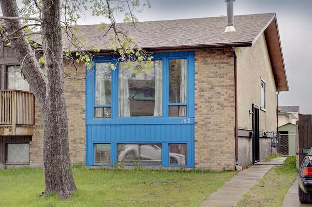 152 Castlebrook Rise NE, Calgary, AB T3J 1P1 (#A1128944) :: Calgary Homefinders