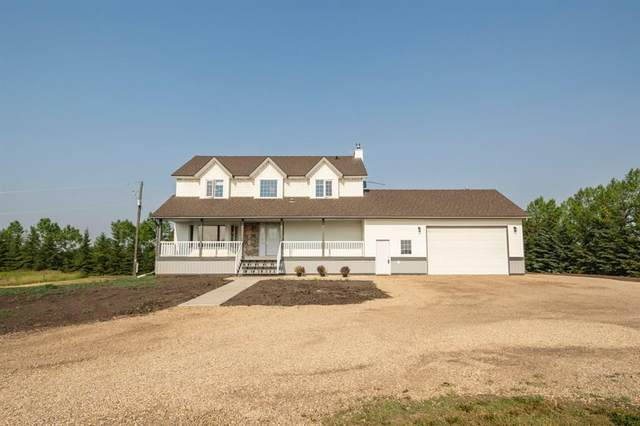 721024 Range Road 35, Rural Grande Prairie No. 1, County of, AB T8X 4B9 (#A1129137) :: Team Shillington | eXp Realty