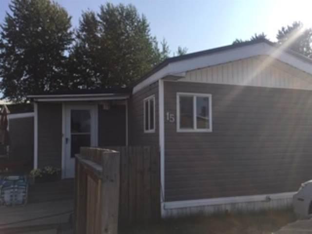 15 Hillpark, Whitecourt, AB T7S 1J3 (#A1129179) :: Canmore & Banff