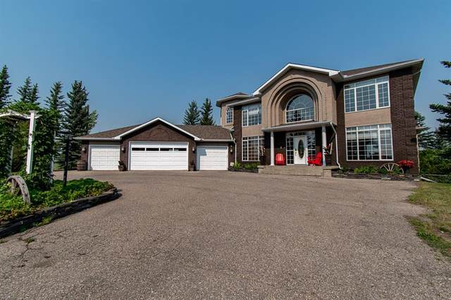 252066 Range Road 33, Rural Rocky View County, AB T3Z 1K2 (#A1129334) :: Canmore & Banff