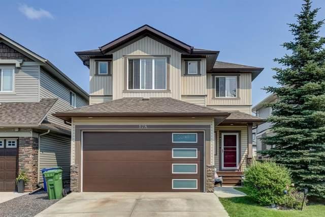 178 Prairie Springs Crescent SW, Airdrie, AB T4B 0G1 (#A1129395) :: Calgary Homefinders