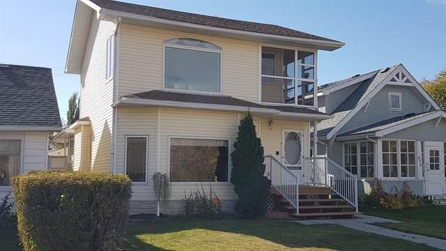 579 Riverside Drive E, Drumheller, AB T0J 0Y5 (#A1129442) :: Calgary Homefinders