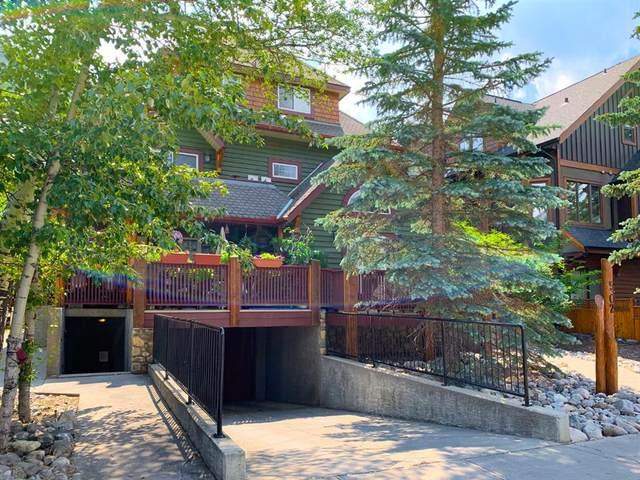 502 Banff Avenue #5, Banff, AB T1L 1A3 (#A1129669) :: Canmore & Banff