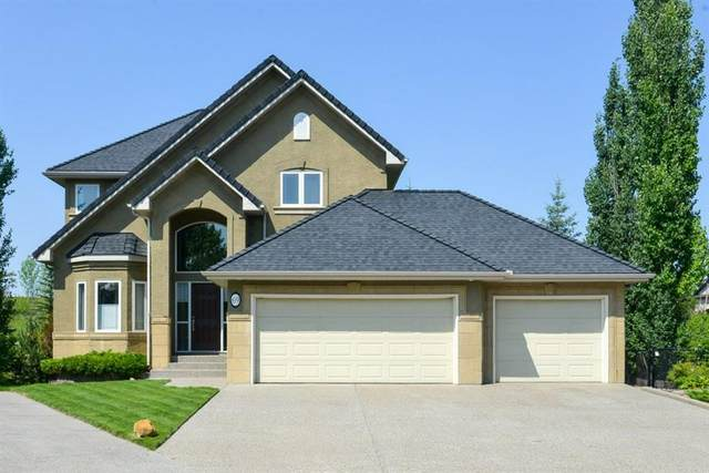 69 Heritage Harbour, Heritage Pointe, AB  (#A1129701) :: Canmore & Banff