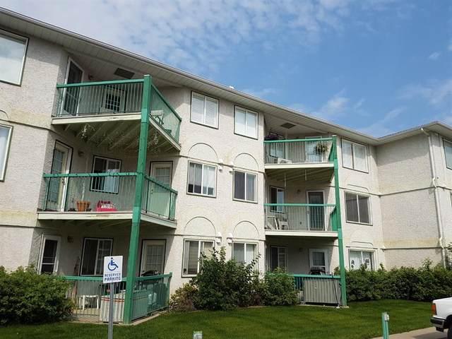 620 Columbia Blvd W #222, Lethbridge, AB T1K 7A8 (#A1129758) :: Western Elite Real Estate Group