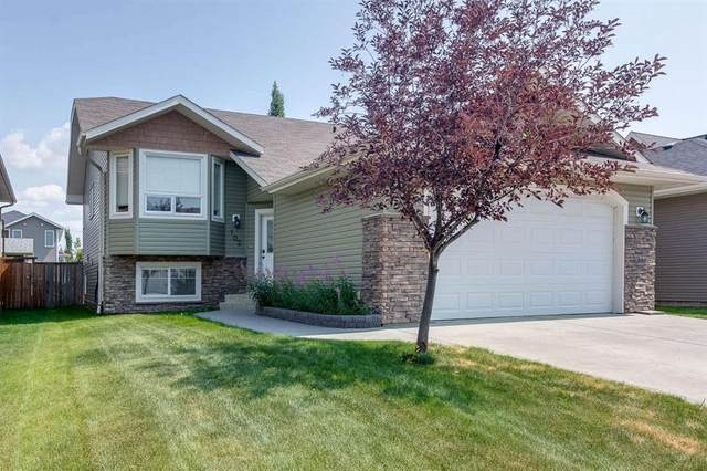 102 Stephenson Crescent, Red Deer, AB T4R 0L6 (#A1129906) :: Calgary Homefinders