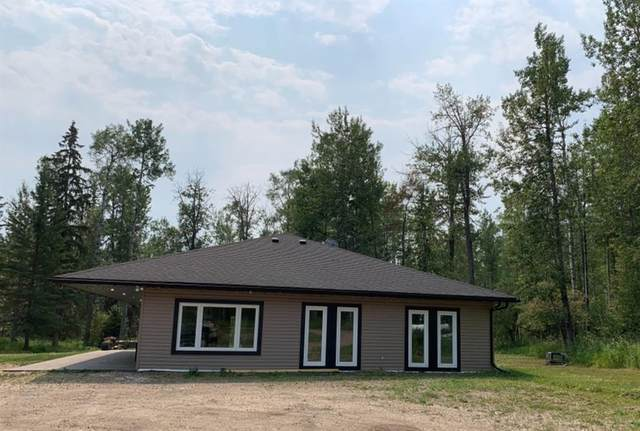 504028 Range Rd 130, Rural Woodlands County, AB T7S 1P4 (#A1130066) :: Canmore & Banff