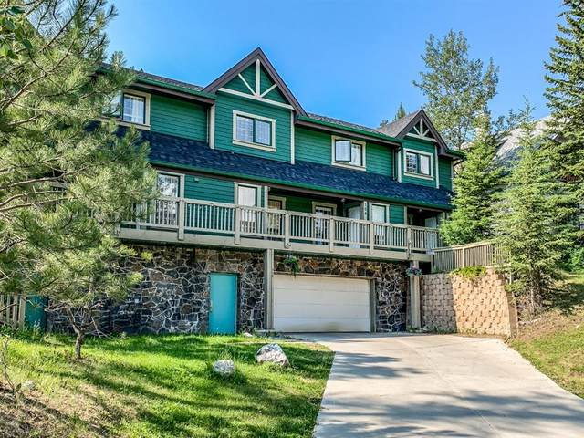 117 Cave Avenue #105, Banff, AB T1L 1E3 (#A1130083) :: Canmore & Banff