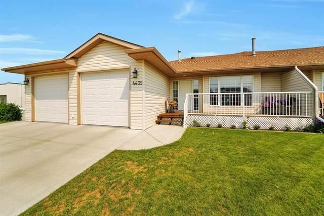 4409 48 Street, Innisfail, AB T4G 1P3 (#A1130180) :: Calgary Homefinders