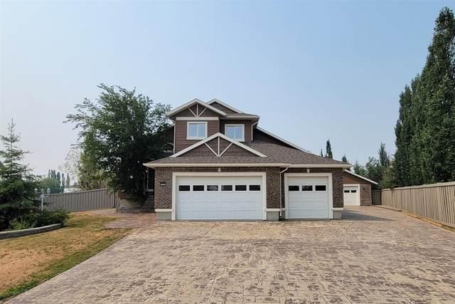 15906 103 Street, Rural Grande Prairie No. 1, County of, AB  (#A1130253) :: Team Shillington | eXp Realty