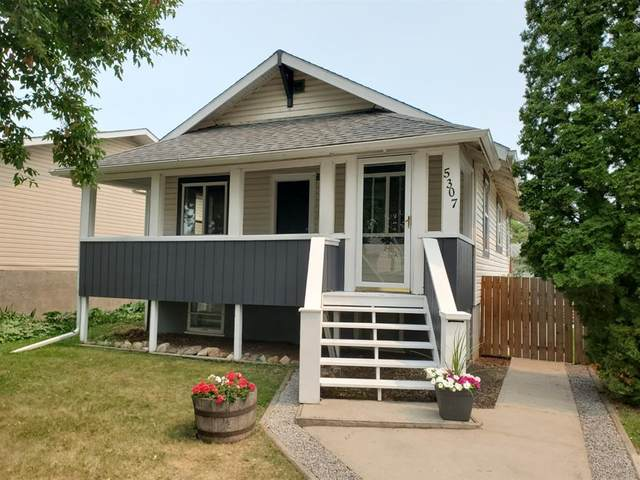 5307 51 Street, Camrose, AB T4V 1S9 (#A1130326) :: Calgary Homefinders