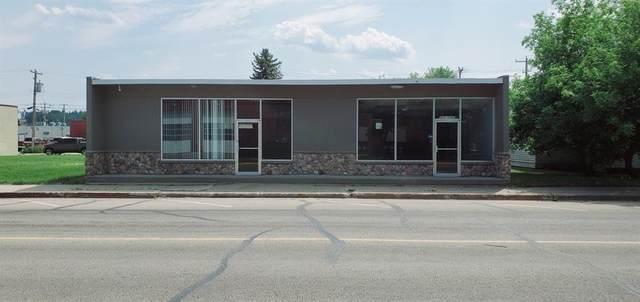 5031 52 Avenue, Whitecourt, AB T7N 1N6 (#A1130376) :: Canmore & Banff