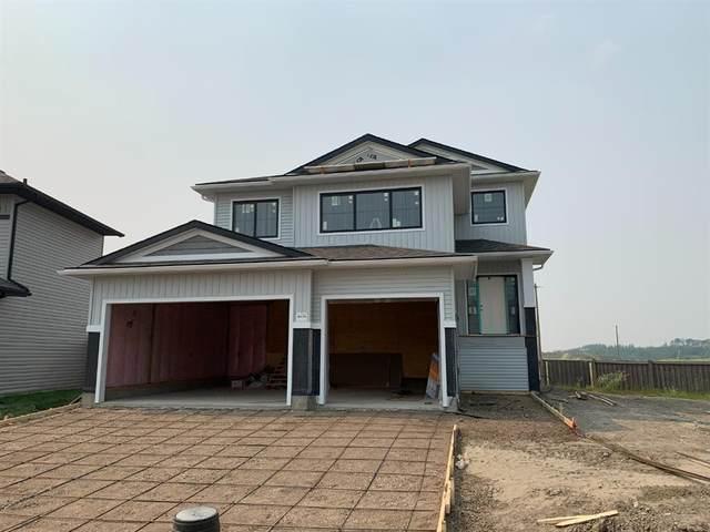 8538 71A Avenue, Grande Prairie, AB T8X 0N8 (#A1130429) :: Team Shillington | eXp Realty
