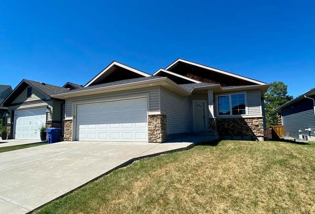 312 Macleod Crescent, Turner Valley, AB T0L 2A0 (#A1130518) :: Canmore & Banff