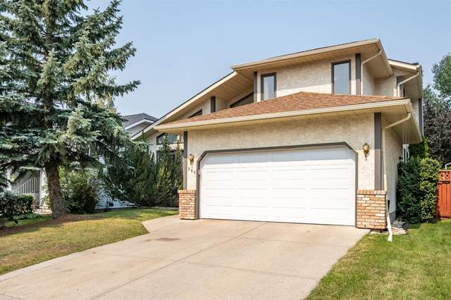 111 Hawkford Crescent NW, Calgary, AB T3G 3G6 (#A1130693) :: Canmore & Banff