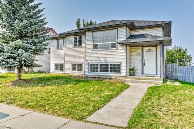 1136 Strathcona Road, Strathmore, AB T1P 1S2 (#A1130694) :: Calgary Homefinders