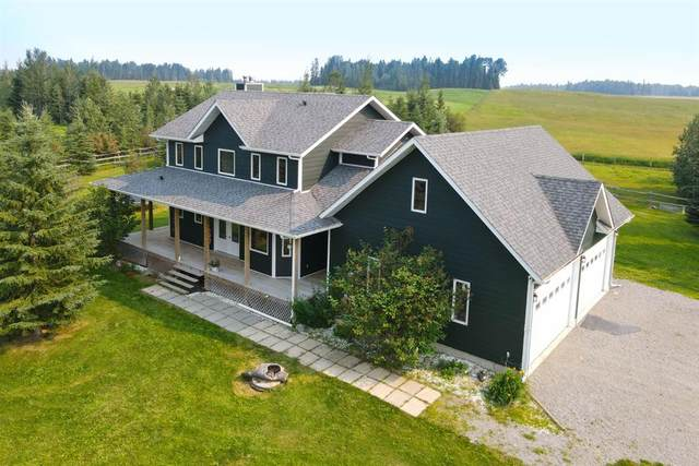13 Echo Valley Crescent, Rural Clearwater County, AB T4T 1B5 (#A1130712) :: Calgary Homefinders