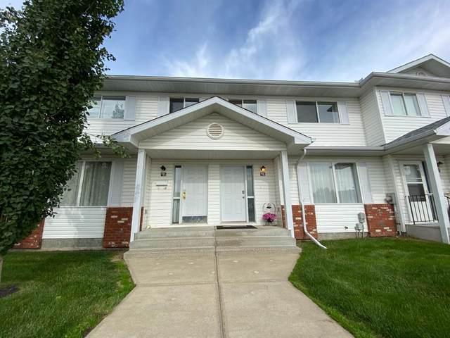 9140 101 Avenue # 116, Grande Prairie, AB T8X 1K6 (#A1130763) :: Calgary Homefinders