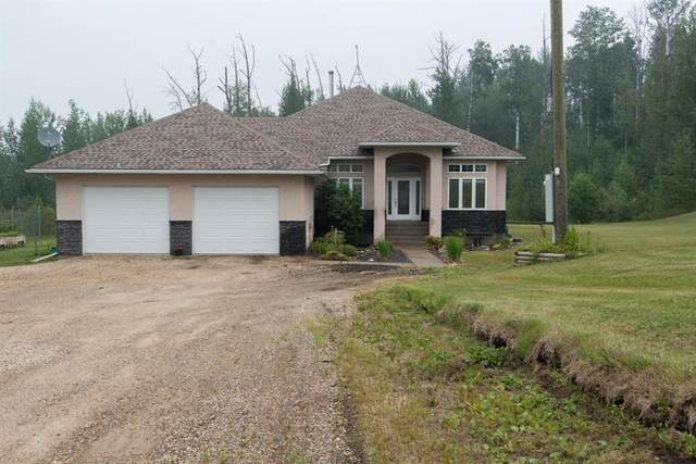592015 Range Road 122 #6, Rural Woodlands County, AB T7S 1P8 (#A1130810) :: Canmore & Banff