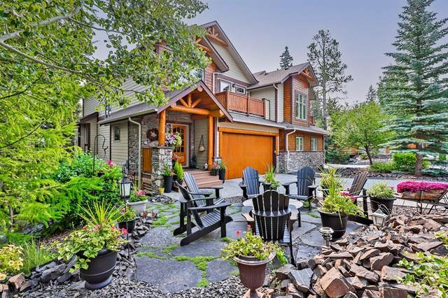 140 Krizan Bay, Canmore, AB T1W 3G3 (#A1130812) :: Canmore & Banff