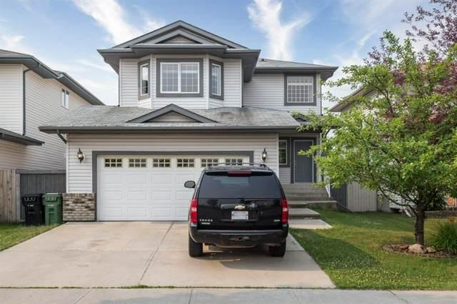4 Bridgeport Boulevard, Leduc, AB T9E 8G8 (#A1130988) :: Calgary Homefinders