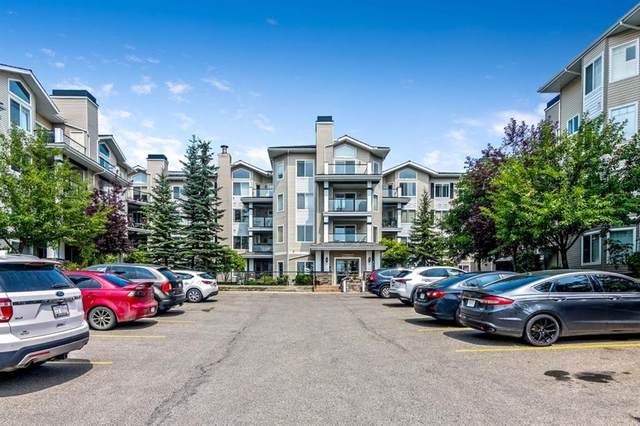 369 Rocky Vista Park NW #401, Calgary, AB T3G 5K7 (#A1131011) :: Calgary Homefinders