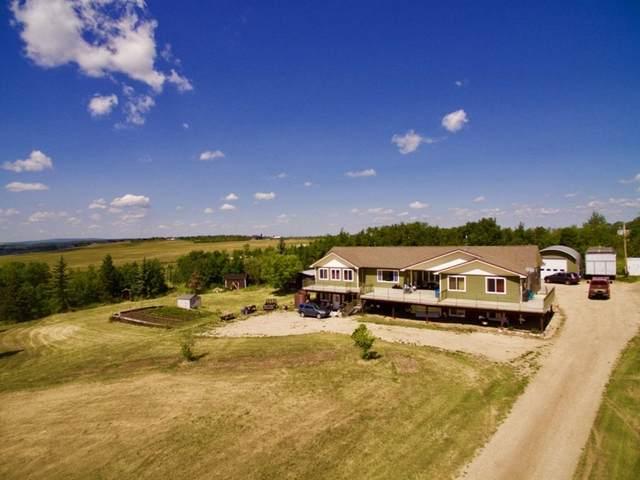 72032 Township Road 714, Rural Grande Prairie No. 1, County of, AB T8W 5J6 (#A1131042) :: Calgary Homefinders