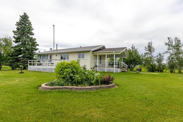80304 Highway 719, Rural Saddle Hills County, AB T0H 0K0 (#A1131138) :: Team Shillington | eXp Realty