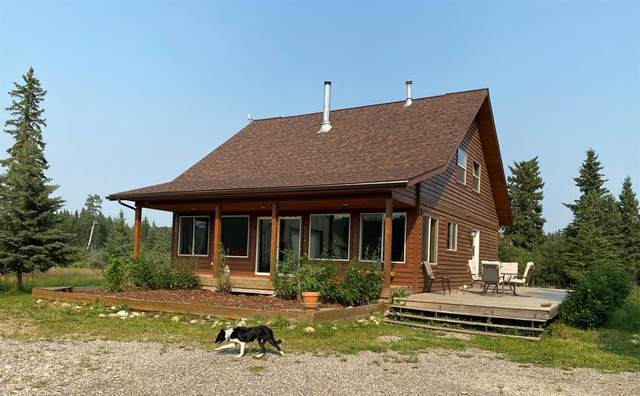 360002 Range Rd 55 Road, Rural Clearwater County, AB T0M 0M0 (#A1131219) :: Calgary Homefinders