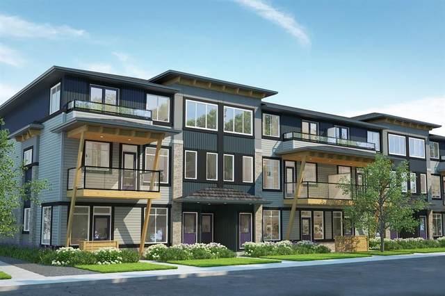 10060 46 Street NE #808, Calgary, AB T3J 0Y2 (#A1131235) :: Canmore & Banff