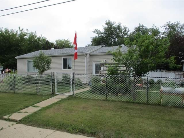 300 4th Avenue NE, Manning, AB T0H 2M0 (#A1131349) :: Team Shillington   eXp Realty
