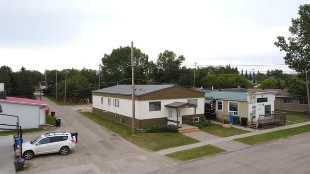 922 2 Avenue, Beaverlodge, AB T0H 0C0 (#A1131383) :: Team Shillington | eXp Realty