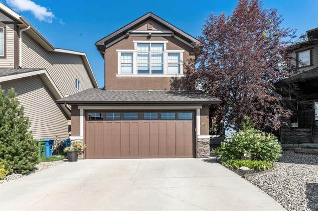 66 Chaparral Valley Grove SE, Calgary, AB T2X 0M4 (#A1131507) :: Calgary Homefinders