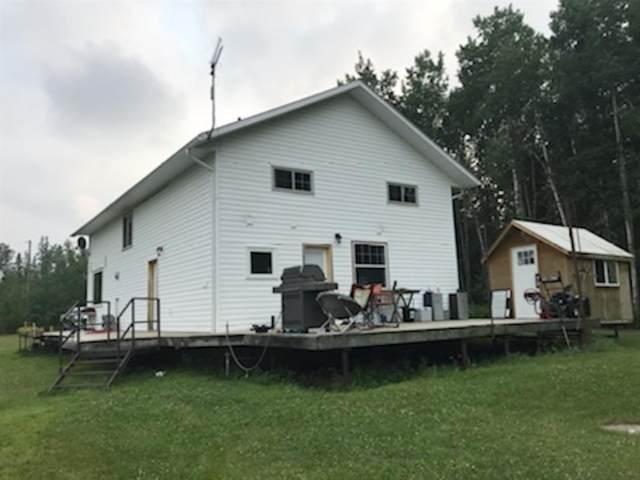 23074 TWP 730, Rural Big Lakes County, AB T0H 3N0 (#A1131580) :: Team Shillington | eXp Realty