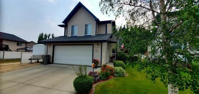 83 Poplar Drive, Whitecourt, AB T7S 1W7 (#A1131791) :: Canmore & Banff
