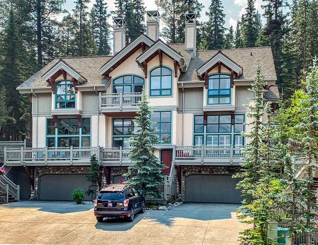 26 Antelope, Banff, AB T1W 1V1 (#A1131811) :: Canmore & Banff