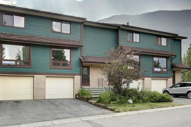215 Kluane Drive, Banff, AB T1L 1C3 (#A1131918) :: Canmore & Banff