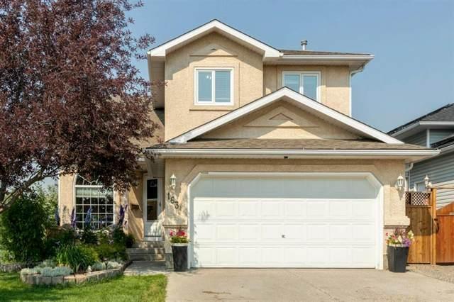 163 Riverview Circle, Cochrane, AB T4C 1K9 (#A1131932) :: Canmore & Banff