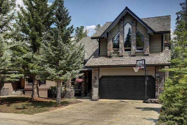 204 Spring Crescent, Banff, AB T1L 1A1 (#A1131963) :: Canmore & Banff