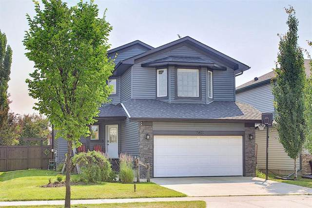 230 Wood Haven Drive Drive, Okotoks, AB T1S 1S7 (#A1132025) :: Canmore & Banff