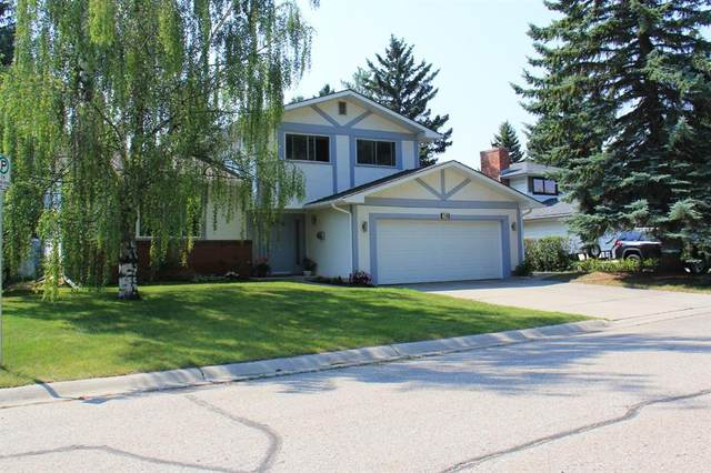 38 Varsville Place NW, Calgary, AB T3A 0A8 (#A1132040) :: Calgary Homefinders