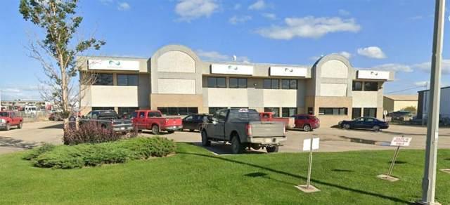 9601 116 Street 101 / 102, Grande Prairie, AB T8V 6L5 (#A1132074) :: Team Shillington | eXp Realty