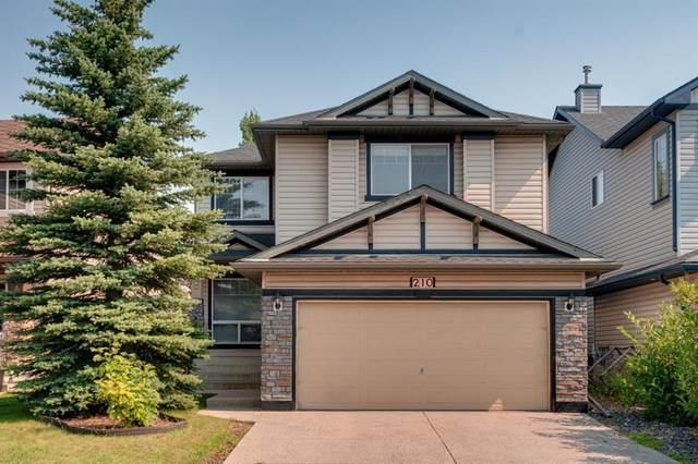 210 Chapalina Close SE, Calgary, AB T2X 3W3 (#A1132088) :: Calgary Homefinders