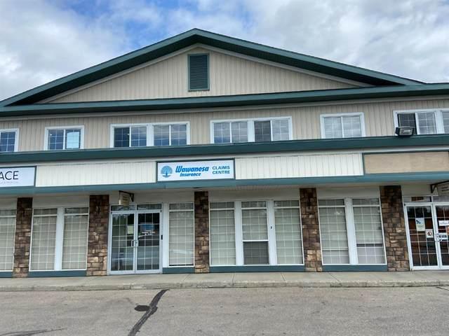 10134 97 Avenue #102, Grande Prairie, AB T8V 7X6 (#A1132098) :: Team Shillington | eXp Realty