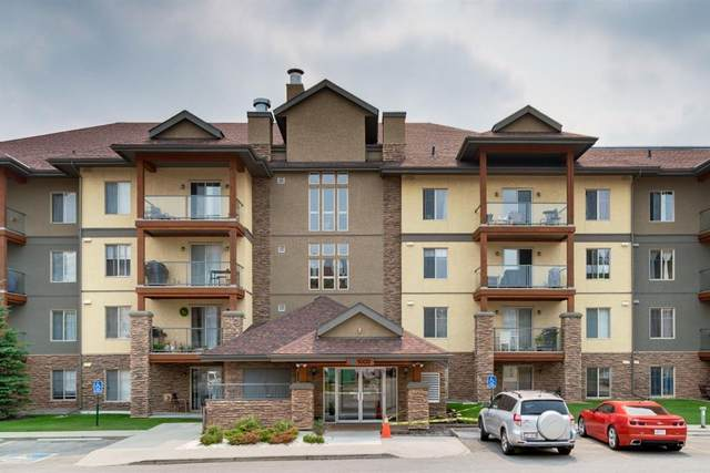 92 Crystal Shores Road #1302, Okotoks, AB T1S 2M8 (#A1132113) :: Canmore & Banff