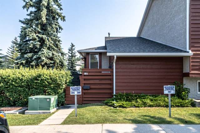6915 Ranchview Drive NW #164, Calgary, AB T3G 1R8 (#A1132249) :: Canmore & Banff