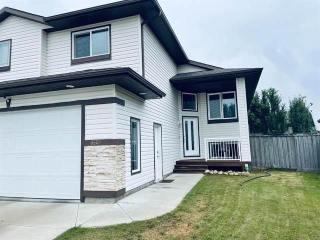 6509 110 Street, Grande Prairie, AB T8W 0B4 (#A1132277) :: Canmore & Banff