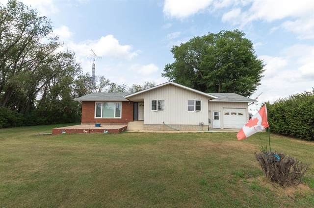 4202 52 Avenue, Stettler Town, AB T0C 2L0 (#A1132298) :: Calgary Homefinders
