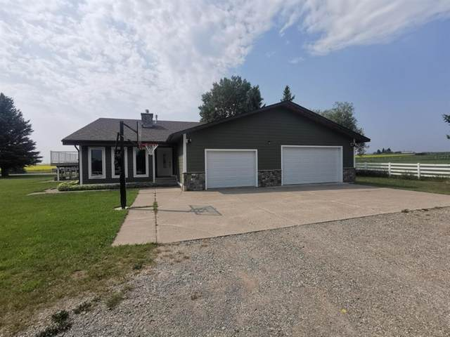 608 Home Seekers Avenue, Cardston, AB T0K 0K0 (#A1132321) :: Canmore & Banff