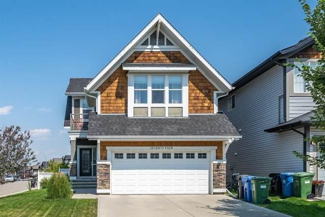 74 Auburn Glen Way SE, Calgary, AB T3M 0M8 (#A1132352) :: Calgary Homefinders